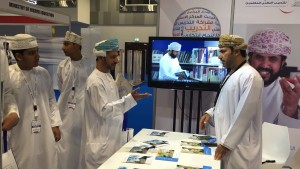 Specialist Centre's participation in the higher education, training and employment exhibition
