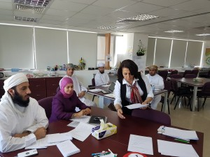 2nd phase of the training course in the field of educational media